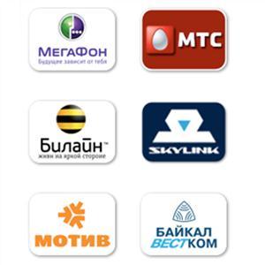 Операторы сотовой связи Жарковского
