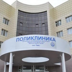 Поликлиники Жарковского