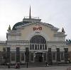 Железнодорожные вокзалы в Жарковском