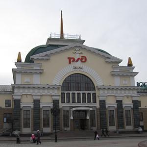 Железнодорожные вокзалы Жарковского